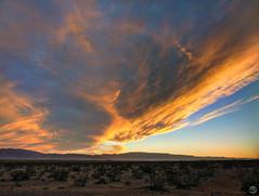 Day's End (splinx1) Tags: canonart dusk twilight hdr handheld california desert cloud