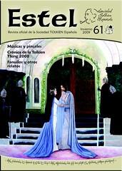 Sociedad_Tolkien_Espanola_Revista_Estel_61_portada (Sociedad Tolkien Espaola (STE)) Tags: ste estel revista tolkien esdla lotr