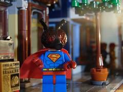 Super Fly (-Leot-) Tags: lego minifigure minifig marvelcomics marvel superman superfly leot