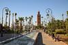 Mezquita Koutoubia (pabloangelcolina) Tags: viajes marruecos morroco marrakech d750 2470 retratosdeunviaje
