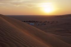 the camp (dive-angel (Karin)) Tags: desert camp wste wstencamp oman emptyquater sunset sonnenuntergang eos5dmarkii 2470mm rubalkhali