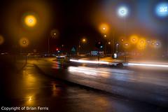 _IMG4353 (acornuser) Tags: iceland europe city lanscape cityscape architecture building glass modern light night sky water reflection pentaxk3 sigma1770 bw blackandwhite sculpture harpa lighttrail viking reykjavik