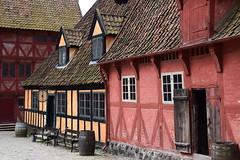 Vakwerk (frans63) Tags: houses huizen street straat kleuren colors old