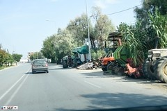 Tractors Tunisia 2016 (seifracing) Tags: for hire by locals farmers tractors tunisia 2016 seifracing spotting services traffic transport tunis tunisie tunesien tunisian africa