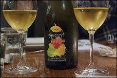 querry? - Bonny Doon Vineyard (WordOfMouth) Tags: querry bonnydoonvineyard orchardkitchen cider apple pear quince whidbeyisland