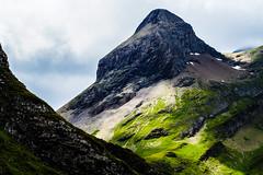faithful (LiterallyPhotography) Tags: alpen schweiz wallis sanetsch gebirge gipfel fels stein gestein wiese gras eis schnee gletscher wolken himmel grau grün schatten licht sonne saftig frisch