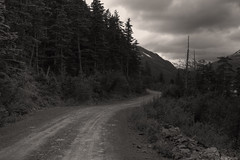 20160618 (tpeters2600) Tags: alaska canon eos7d tamronaf18200mmf3563xrdiiildasphericalif landscape photomatix hdr monochrome bw blackandwhite