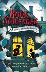 Book Scavenger (Vernon Barford School Library) Tags: 9781627791151 jenniferchamblissbertman jennifer chambliss bertman adventure adventures adventurers mystery mysteryfiction books reading move moving publishers publishing sanfrancisco california treasurehunts treasure treasurehunting treasurehunters games newexperiences vernon barford library libraries new recent book read reads junior high middle school vernonbarford fiction fictional novel novels hardcover hard cover hardcovers covers bookcover bookcovers