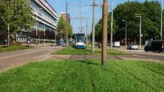 Meer en Vaart (Peter ( phonepics only) Eijkman) Tags: city holland netherlands amsterdam transport nederland tram rail rails trams noordholland gvb combino nederlandse