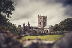 St Davids Catherdral (John P Norton) Tags: wales cathedral manual stdavids f40 focallength50mm 11250sec 24120mmf4 nikond750 copyright2015johnnorton