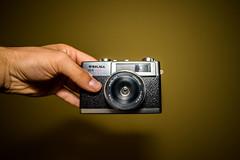 Werlisa Club Color (shotem'fromthehip) Tags: camera film 35mm nikon flash werlisa cmara d7100