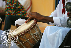 """Groupe Des Bambaras"" of Khamlia (sahatours) Tags: africa travel viaje music nikon desert morocco maroc musica viagem marruecos marrocos travelphotography travelphoto desertlife"