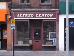 Alfred Lenton (lcfcian1) Tags: uk england shop unitedkingdom leicester alfred bookshop lenton leicestercitycentre alfredlenton