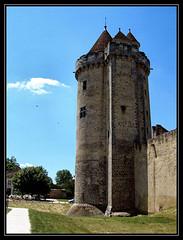 Blandy - Seine-et-Marne (DavidB1977) Tags: france canon tour ixus iledefrance chteau seineetmarne blandy