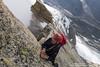 Portjengrat N°2 (Bernhard_Thum) Tags: mountains alps schweiz switzerland climbing alpen alpinismo alpi wallis alpinism thum saastal alpinismus elitephotography climbingaction alemdagqualityonlyclub portjengrat bernhardthum sonyrx100ii pizzodandolla