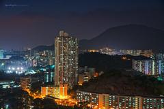 20150914 A7RII Test Photo 1 (E.HOBA) Tags: night hongkong cityscape nightshoot kowloon hdr kowlooncity lhdr fe55mmf18 sonya7rii a7rii a7r2