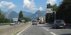A480-6 (European Roads) Tags: france alps grenoble autoroute a480