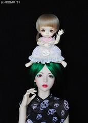 giant-and-tiny (Idemo's photos) Tags: doll eid bjd soo haru ih latidoll lati iplehouse