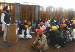 Sikh Youth Federation Bhindranwala (Harpreet Singh Khalistani-SYFB) Tags: youth fateh sikh ki deg federation teg khalsa karga khalistan jeet bhindranwala panth raaj begampura haleemi