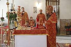 031. Patron Saints Day at the Cathedral of Svyatogorsk / Престольный праздник в соборе Святогорска