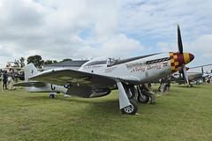 2015.05.24.035 LA FERTE ALAIS - North American P-51D Mustang (F-AZSB - cn.44-74427 - Code.411622) (alainmichot93 (Bonjour  tous)) Tags: france airplane ledefrance wwii mustang warbirds avion uniforme northamerican 2015 meetingarien usaaf essonne northamericanp51dmustang lafertealais expositionstatique arodromedecerny