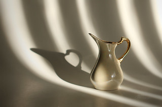 010 of 365 - Pitcher and Sunlight