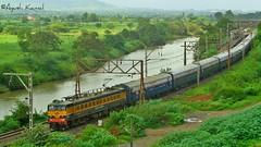 Deccan Express (AyushKamal2014) Tags: kamshet 21873 deccanexpress kynwcam2p