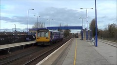 43357 & 43378 pass through Swinton with the 1V50 Edinburgh to Plymouth, 11th Nov 2015. (Dave Wragg) Tags: railway loco crosscountry locomotive xc hst swinton class43 43357 43378 1v50