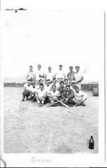 PCE 882 Baseball team (Mike Leavenworth) Tags: baseball navy naval guam 882 pce patrolcraftescort