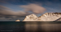 Vik Beach (Panorama Paul) Tags: longexposure cold ice norway lofotenislands nikkorlenses nikfilters nikond800 wwwpaulbruinscoza vicbeach paulbruinsphotography