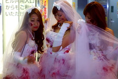 Halloween in Tokyo, Japan (runslikethewind83) Tags: life street party people halloween japan night fun tokyo costume crazy october dress pentax shibuya     2015