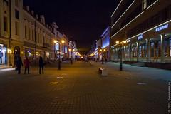 IMG_6525 (Denis Anikin) Tags: russia ru kazan ночь город казань баумана respublikatatarstan