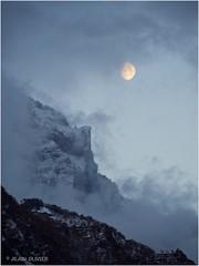 La Lune sur le Bec de l