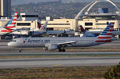 N167US     LAX (airlines470) Tags: airport american msn lax airlines a321 1442 a321211 n167us