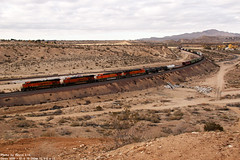BNSF mixed train (k3907492) Tags: freight bnsf cajonpass es44dc es44ac es44