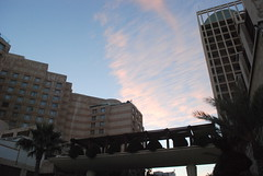 Grand Hyatt Amman (jrozwado) Tags: bridge sunset cloud hotel asia amman jordan hyatt