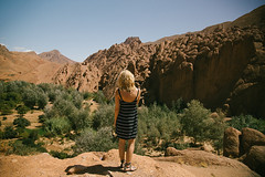 Ride through the Atlas (Paulina Wierzgacz) Tags: africa road travel wild portrait sky people mountains nature landscape george view sheep offroad roadtrip wanderlust traveller adventure explore camel morocco atlas nomads dades thodra