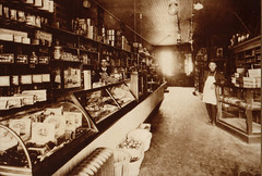 Cushing's Store Interior