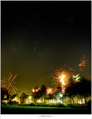 New Year 2015 and Orion (nandOOnline) Tags: night stars evening fireworks nacht nederland newyear nieuwjaar nebula orion nightsky avond constellation vuurwerk vijver reflectie 2016 helmond jaarwisseling vuurpijl sterrenbeeld middernacht nbrabant brouwhuis orionnevelsterren