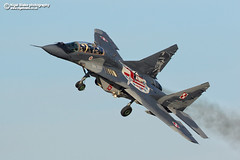 Polish Air Force Mig 29 (Nigel Blake, 13 MILLION...Yay! Many thanks!) Tags: force air poland polish 29 mig gurevich mikoyan 2015  fulcrum miskmazowiecki 29 nigelblake nigelblakephotography   29