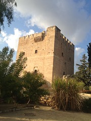 (gina_honey) Tags: castle cyprus kolossi knigth