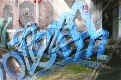 Społem - Neon (Analog World Thru My Lenses) Tags: neon doubleexposure praga warsaw warszawa multiexposure rikenon50mmf14 społem ricohxr7 fujifilmsuperiaxtra400exp