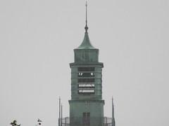 City Hall, Norwich (LookaroundAnne) Tags: roof tower verdigris norfolk clocktower norwich gwuk