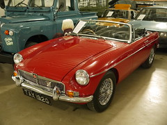1969 MG MGB (Rorymacve Part II) Tags: car cars automobile auto bus truck motor motorvehicle saloon estate compact sports roadster transport road heritage historic rover roverp6 roverecv31 austin austinlc10 mg mgmgb mgb