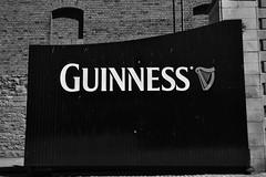 Guinness Storehouse B&W (Hachimaki123) Tags: ireland blackwhite blanconegro dublin guinness guinnessstorehouse