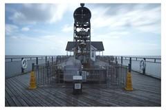 clock (Marti Thinkso) Tags: leefilters leebigstopper seaside clock southwold southwoldpier timhunkin