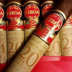 Cigar of the day, the #Eiroa First 20 Years Series #cigarsnob #cigaraficionado #cigarporn #cigarlifestyle #cigarlover #photooftheday #nowsmoking #cigarsmoker #smokingcigars #cigarluxury #cigarphotography Thecigarphotographer.com (thecigarphotographer) Tags: ifttt instagram cigars