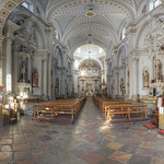 Iglesia de la Soledad Interior