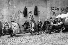 Porters (Mustafa Selcuk) Tags: siyahbeyaz labor porters porter people blackandwhite monochrome monochromatic streetphotographer 16mm 2016 eminonu fujifilm istanbul street streetphotography turkey turkiye xpro2
