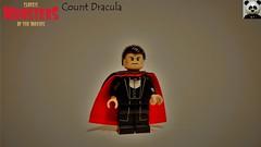 Count Dracula (1/10) (Random_Panda) Tags: lego figs fig figures figure minifigs minifig minifigures minifigure purist purists character characters count dracula horror halloween